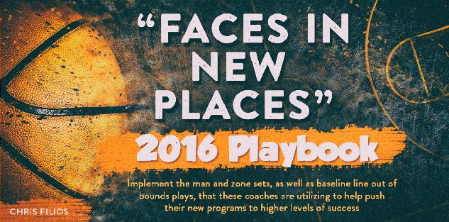 Faces In New Places 2016 Playbook
