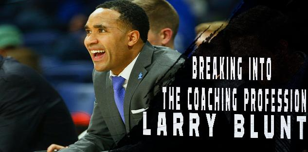 Breaking Into The Coaching Profession