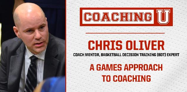 Chris Oliver: A Games Approach to Coaching