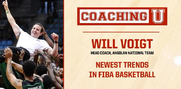 Will Voigt: Newest Trends in FIBA Basketball