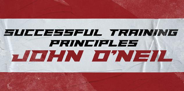 Successful Training Principles