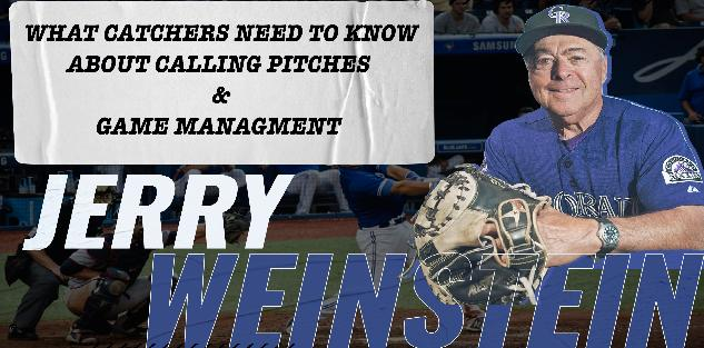 What Catchers Need To Know About Calling Pitches & Game Management