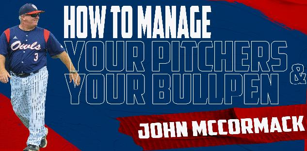How To Manage Your Pitchers & Your Bullpen