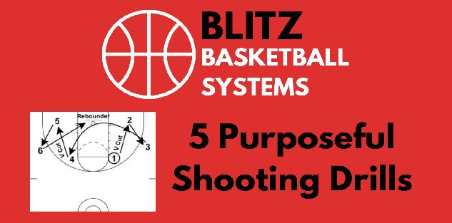 5 Purposeful Shooting Drills