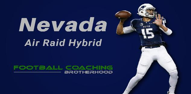 The Nevada Air Raid Hybrid Offense