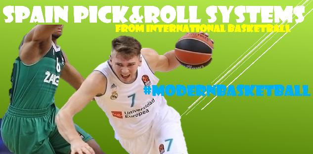 SPAIN / STACK Pick&Roll Systems #ModernOffense