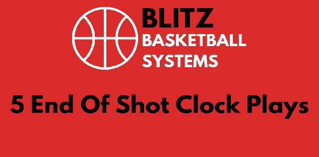 End of Shot Clock Plays