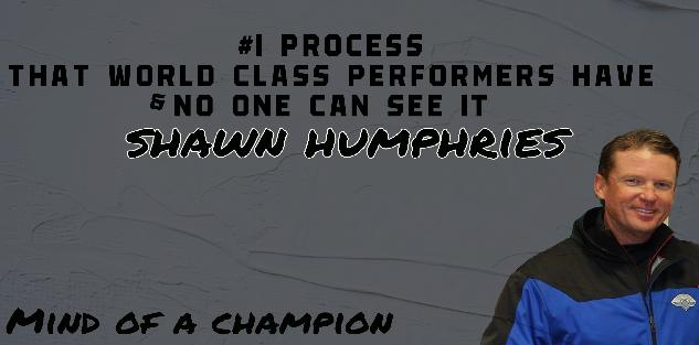 The #1 Process That World Class Performers Have & No One Can See It