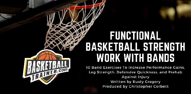 Functional Basketball Strength Gains With Band Workouts