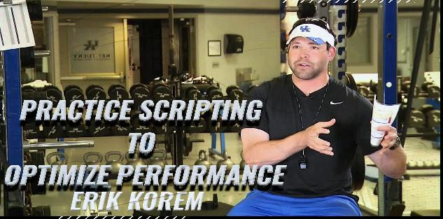 Erik Korem- Practice Scripting to Optimize Performance