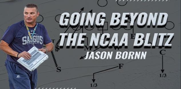 3-4 Fire Zones 2.0: Going Beyond the NCAA Blitz- Jason Bornn