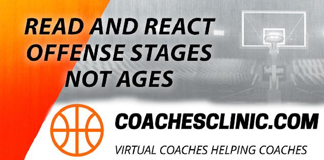 Read and React Offense Stages Not Ages
