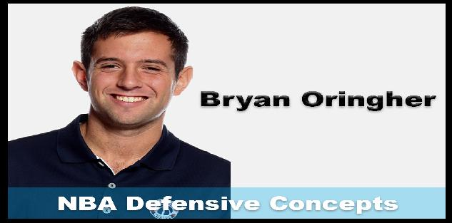 Bryan Oringher - NBA Defensive Concepts