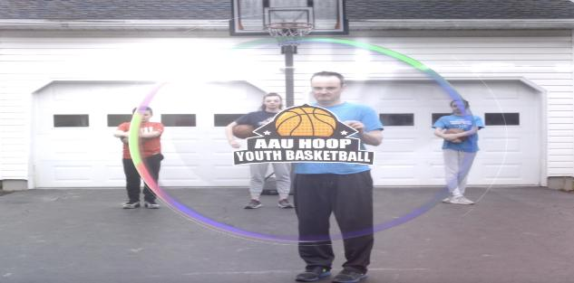 AAU HOOP: Youth Basketball Fundamental Drills for Grades K-8th (Boys and Girls)