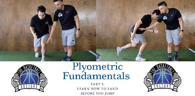 Plyometric Fundamentals Part 1: Learn How To Land, Before You Jump