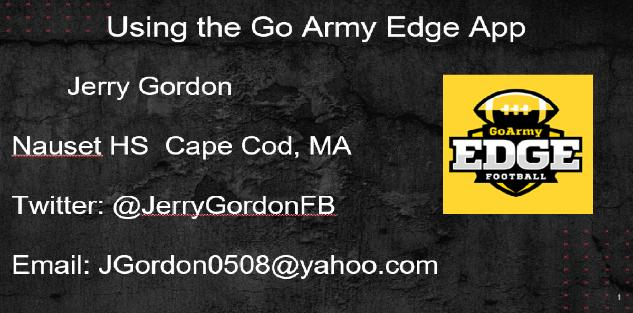 Using the GoArmy Edge App for Beginners