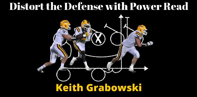 Distort the Defense with Power Read