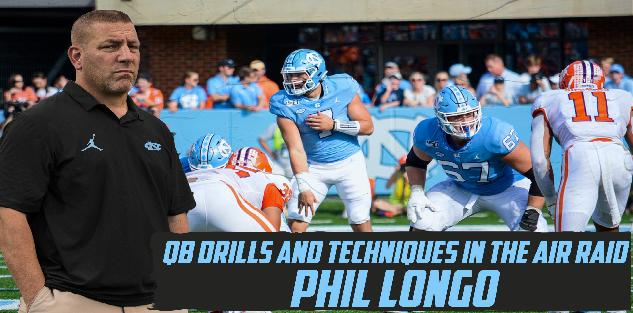 QB Drills and Techniques in the Air Raid: Phil Longo