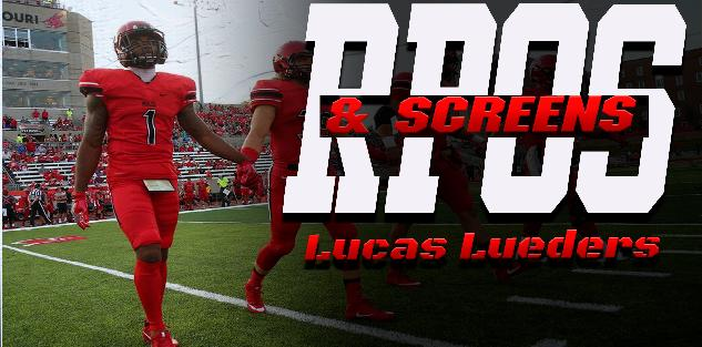RPO`s & Screens: Lucas Lueders