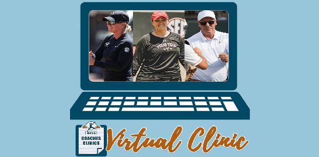 NFCA Virtual Coaches Clinic Featuring Larissa Anderson, Sam Marder, and Mike White