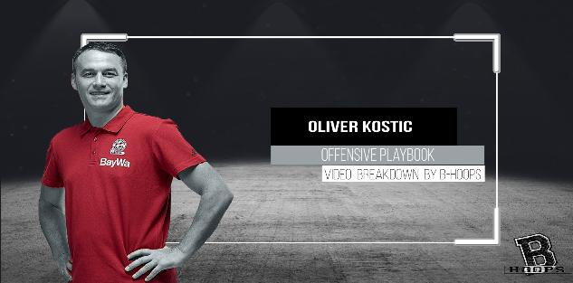 International Basketball: Bayern Munich - Oliver Kostic