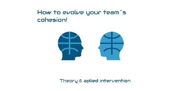 How to evolve your team´s cohesion