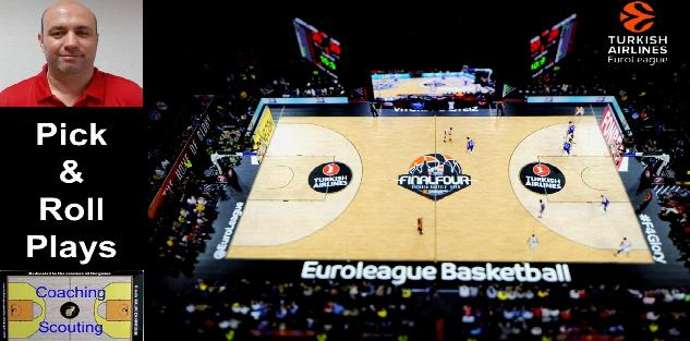 Euroleague Pick & Roll Plays