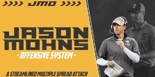 The Multiple Spread Offense: HUDL Vault