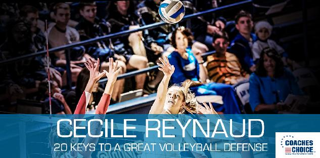 20 Keys to a Great Volleyball Defense