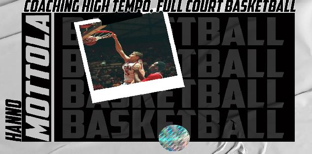 Coaching High Tempo, Full Court Basketball