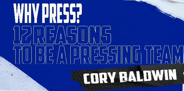 Why Press? 12 Reasons to be a Pressing Team