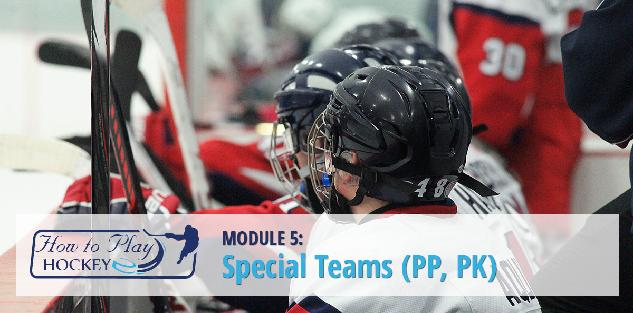 How to Play Hockey Module 5: Special Teams (PP, PK)