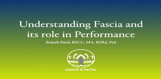 Understanding Fascia and its role in performance