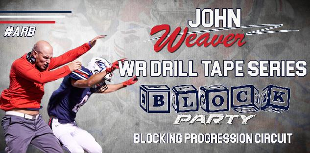 WR Blocking Progression Circuit: Block Party