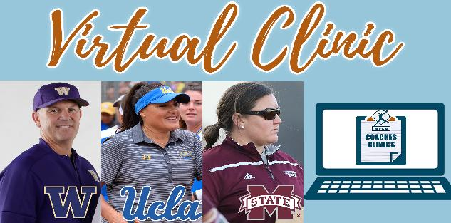 NFCA Virtual Coaches Clinic Featuring JT D`Amico, Lisa Fernandez, and Samantha Ricketts