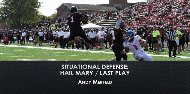 Situational Defense: Hail Mary / Last Play