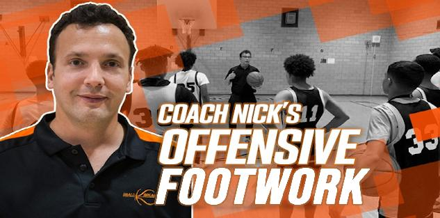 Offensive Footwork