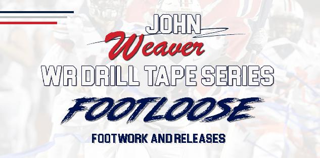 WR Footwork and Releases: FootLoose