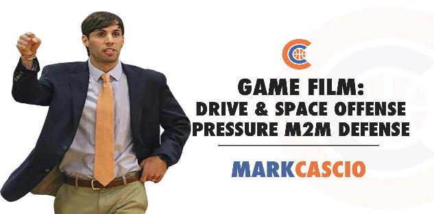 Game Film: Drive & Space Offense and PM2M Defense