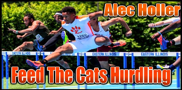 Alec Holler Feed The Cats Hurdling