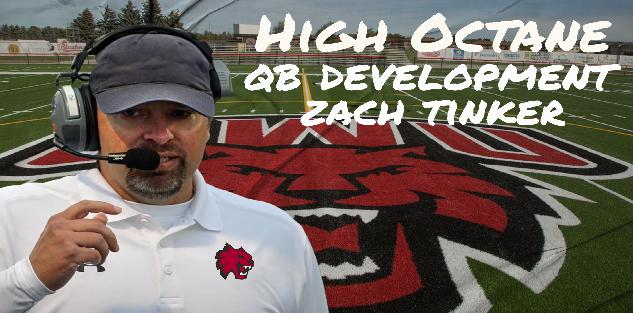 High Octane QB Development- Zach Tinker