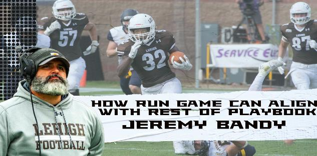 How Run Game Can Align with Rest of Playbook- Jeremy Bandy