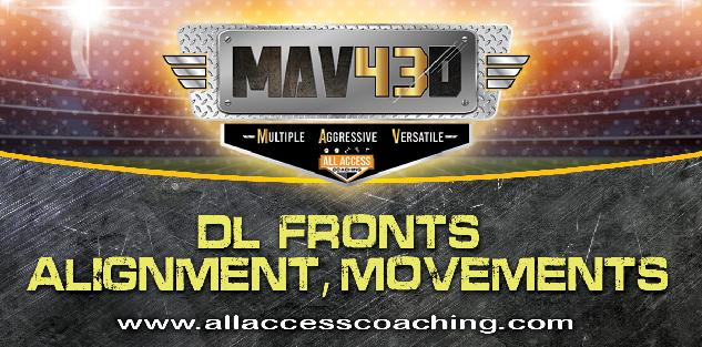 DL Fronts, Alignment, Movements