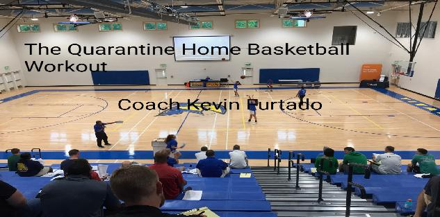 The Quarantine Home Basketball Workout
