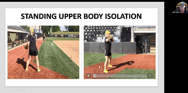 Throwing Mechanics with Larissa Anderson