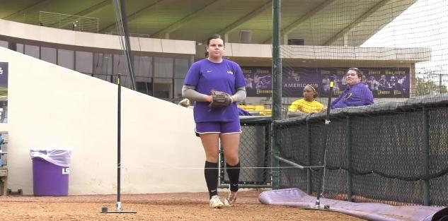 Pitching Drills for the Three S`s with Beth Torina