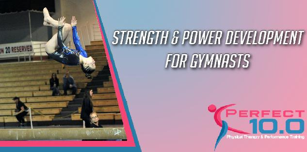 Strength & Power Development for Gymnasts