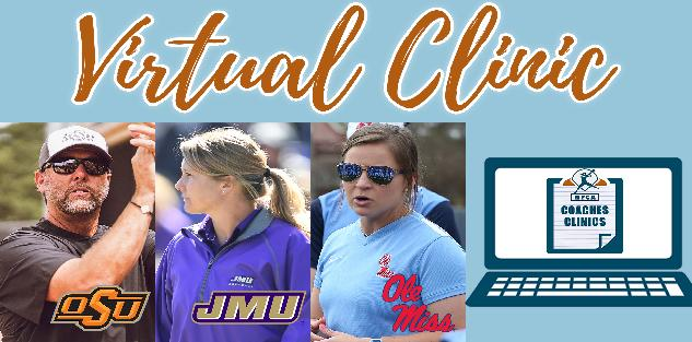 NFCA Virtual Coaches Clinic Featuring an All-Offense Lineup