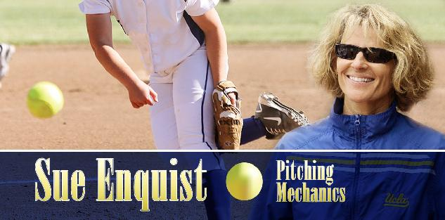 Sue Enquist Pitching Mechanics