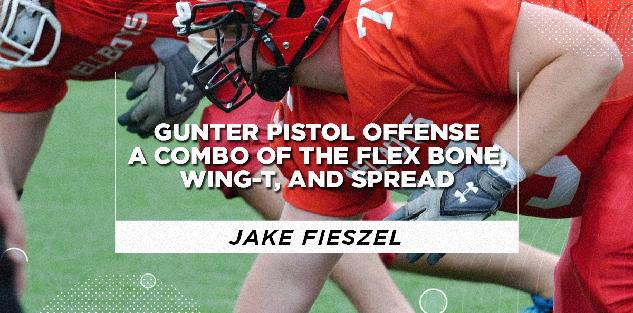 Gunter Pistol Offense A Combo of the Flex Bone, Wing-T, and Spread